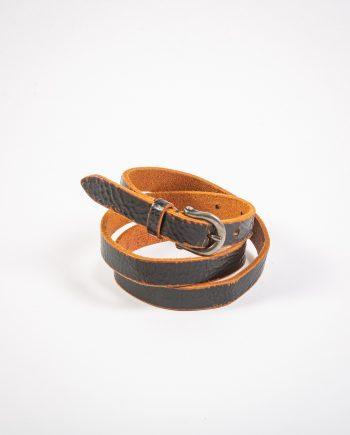 cintura-nera-used-uomo- Post-&-Co